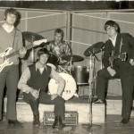 Reading Town Hall 1968, band called Blue Flagg (1972 became Stoney Road), local studies collection