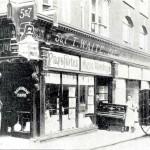 Thomas Waite shop c1895, local studies collection