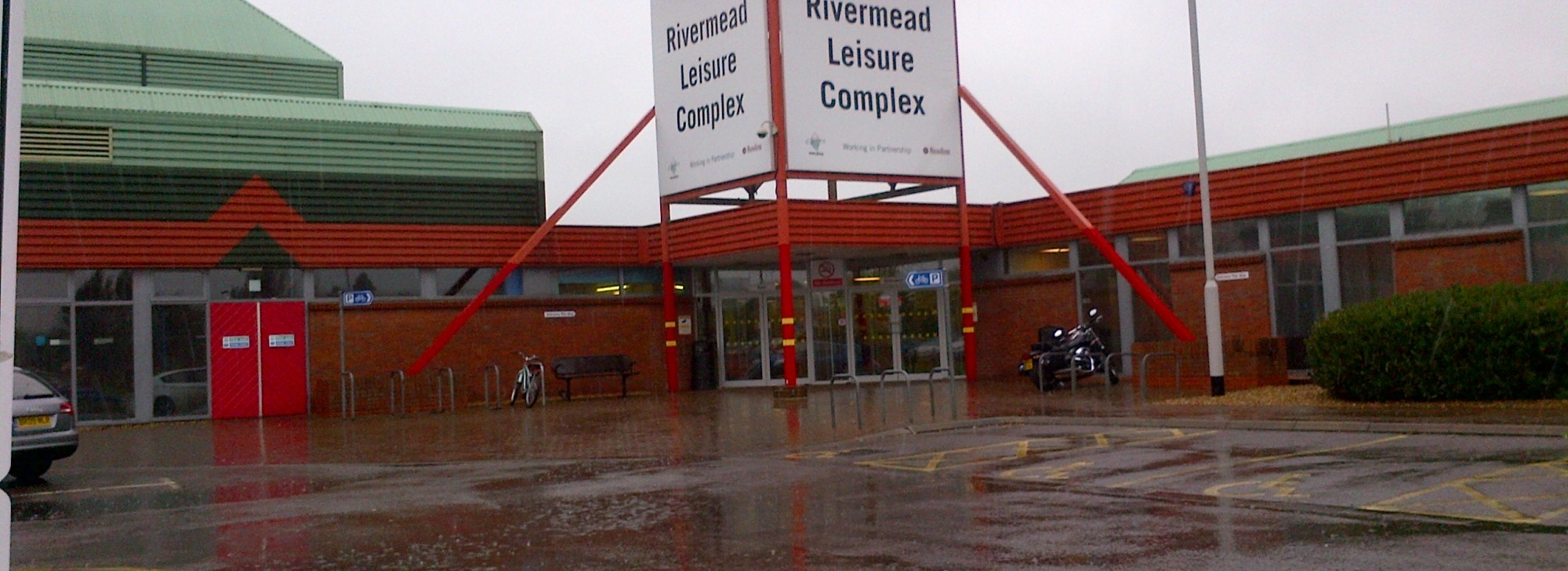 rivermead leisure complex 2