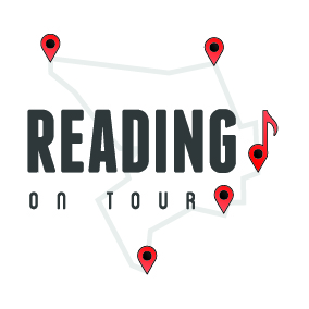 Reading on Tour Logo