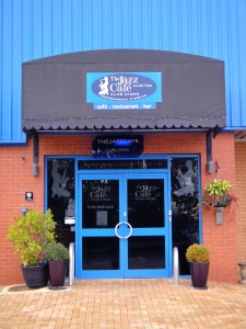 Jazz Cafe - Door